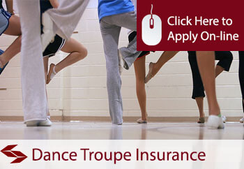Dance Troupes Liability Insurance