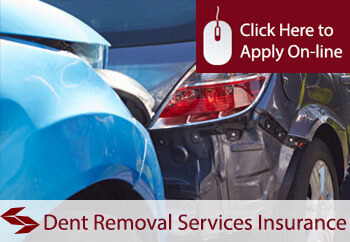 self employed dent removal services liability insurance