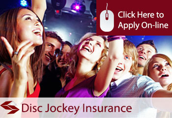 Disc Jockeys Liability Insurance