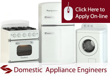 tradesman insurance for domestic appliance maintenance engineers