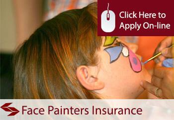 Face Painters Employers Liability Insurance