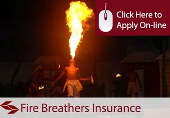 Fire Breathers Employers Liability Insurance