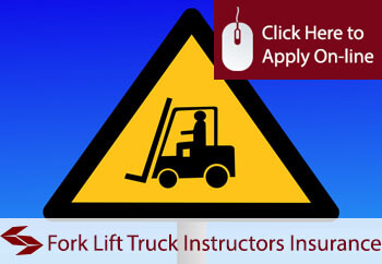 Fork Lift Truck Training Instructors Liability Insurance