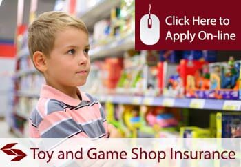 Toy And Game Shop Insurance