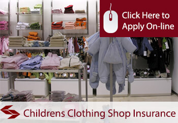 Childrens Clothing Shop Insurance