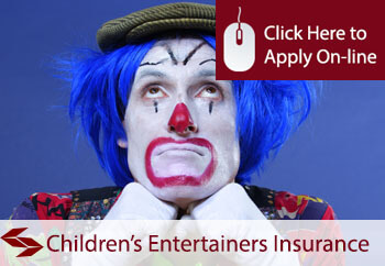 Childrens Entertainers Liability Insurance
