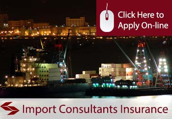 Import Consultants Liability Insurance