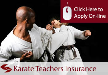 Karate Teachers Public Liability Insurance