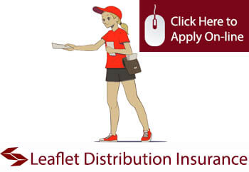 Leaflet Distributors Liability Insurance
