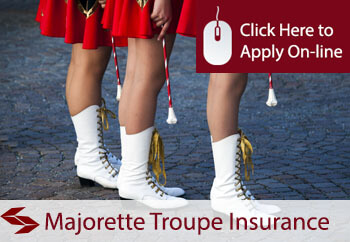 majorette troupes insurance