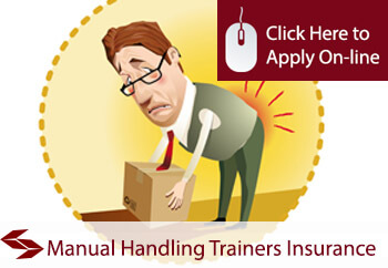self employed manual handling trainers liability insurance
