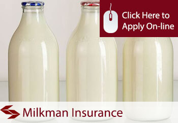 Milk Delivery Roundsmen Public Liability Insurance