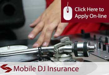 self employed mobile DJs liability insurance