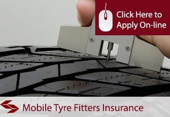 Mobile Tyre Fitters Public Liability Insurance