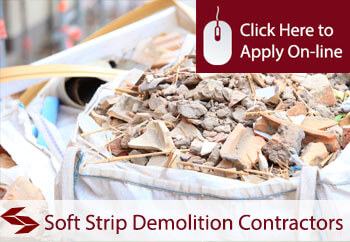 soft strip demolition contractors insurance