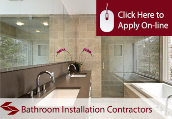 Self Employed Bathroom Installation Contractors Liability Insurance
