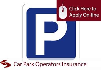 Car Park Operators Insurance