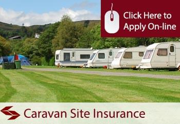 caravan site insurance