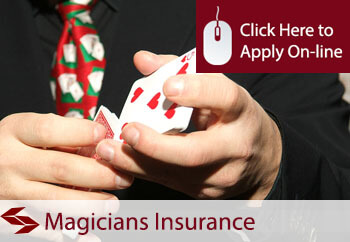 self employed magician liability insurance
