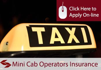 Mini Cab Operator Shop Insurance