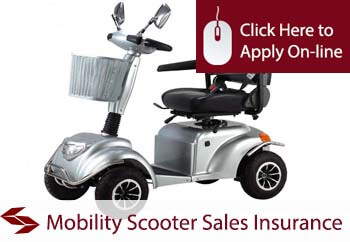 Self Employed Mobility Scooter Sales Liability Insurance