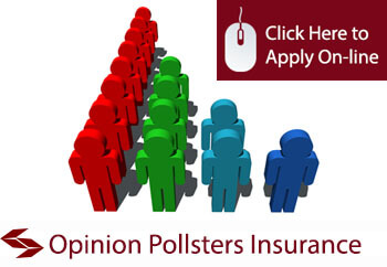 self employed opinion pollsters liability insurance