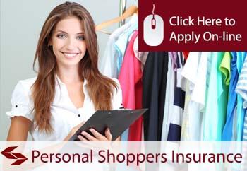Personal Shoppers Public Liability Insurance