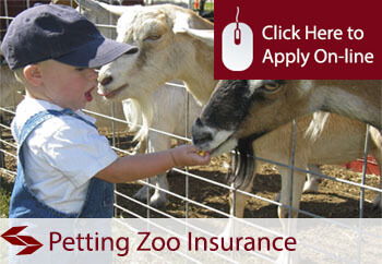 self employed petting zoo liability insurance