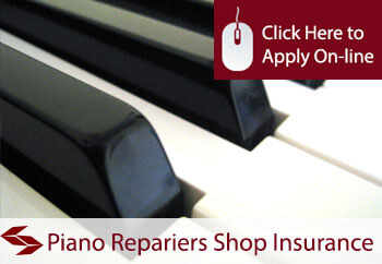 Piano And Repairs Shop Insurance