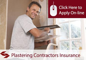 Self Employed Plastering and Artexing Contractors Liability Insurance