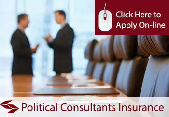 self employed political consultants liability insurance