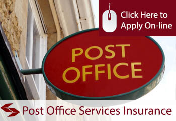 Post Office Services Shop Insurance