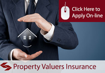 self employed property valuers liability insurance
