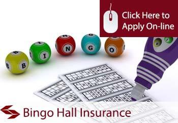 Bingo Hall Shop Insurance