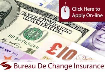 Bureau De Change Shop Insurance