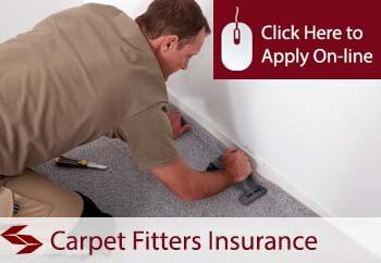 Carpet Fitters Liability Insurance