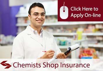 Dispensing Chemist Shop Insurance