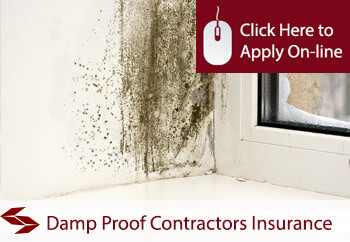 Damp Proofing And Control Services Insurance