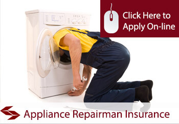 domestic appliance maintenance engineers tradesman insurance