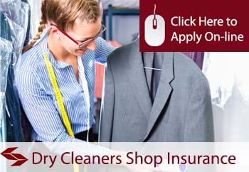 Dry Cleaning Receiving Service Shop Insurance