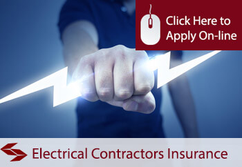 electrical contractors excluding aerial erecting tradesman insurance