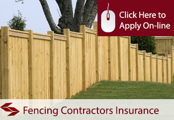 Fence Erectors Tradesman Insurance
