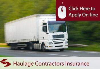 haulage contractors insurance