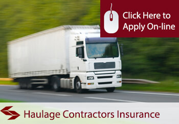 self employed road haulage contractors liability insurance