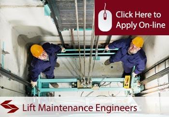 Lift Maintenance Engineers Liability Insurance
