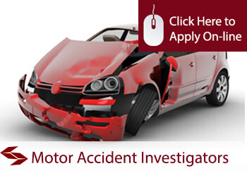 Motor Accident Investigators Professional Indemnity Insurance