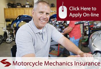 Motorcycle Mechanics Liability Insurance