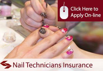 Nail Technicians Employers Liability Insurance