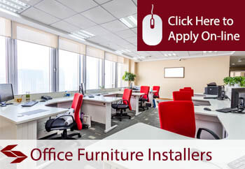 self employed office furniture installers liability insurance