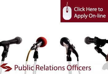 self employed public relations officers liability insurance